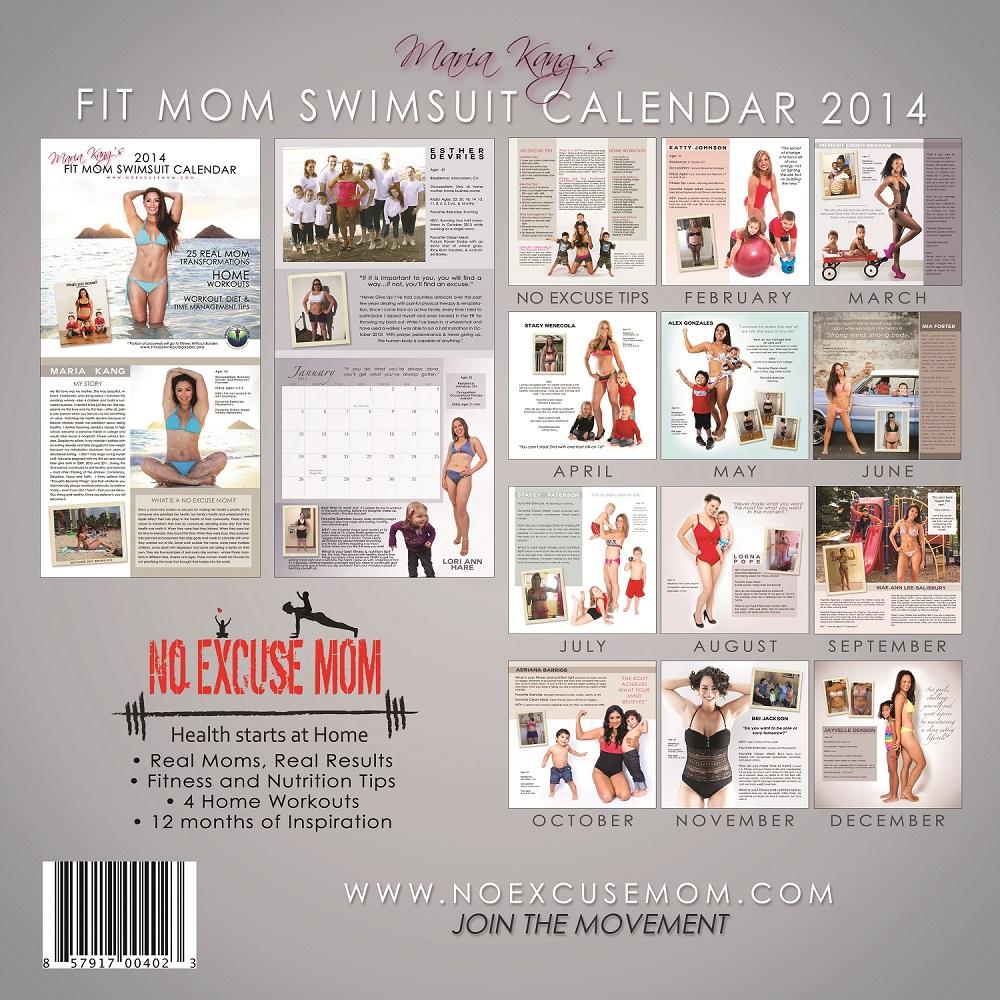 Back Calendar